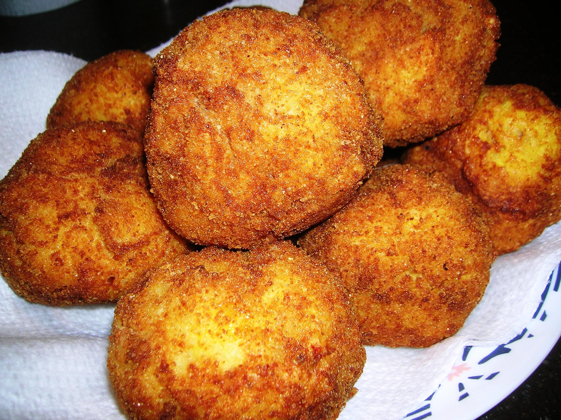 Arancini Sicilian Rice Balls Cookingitaliancomfortfood