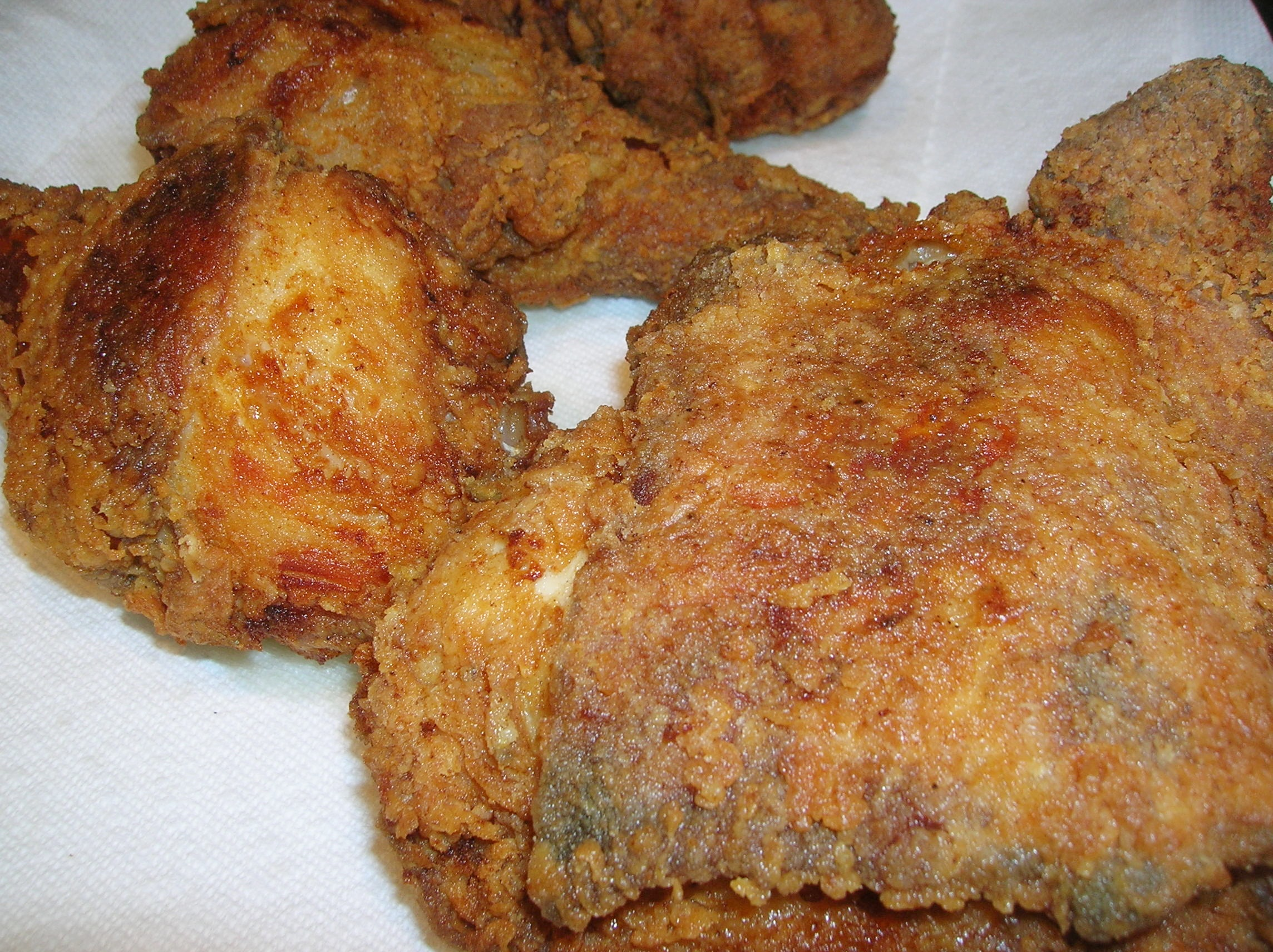 Southern Fried Chicken (Southern Italy Fried Chicken ...
