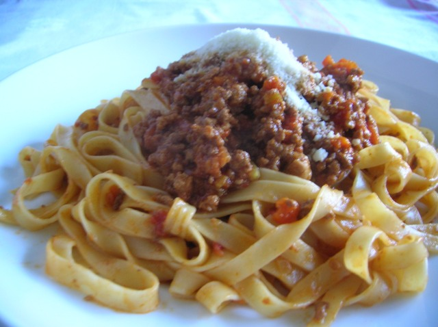 Pasta Bolognese1 Cooking Italian Comfort Food