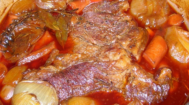 Italian Pot Roast-Cooking Italian Comfort Food
